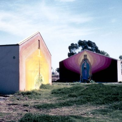 Fotografías de barrios latinos.