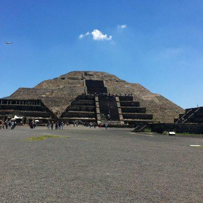 Teotihuacán Foto Pixabay