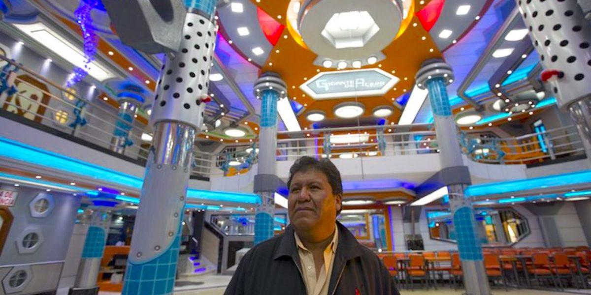 Los transformers cambian la arquitectura de Bolivia.