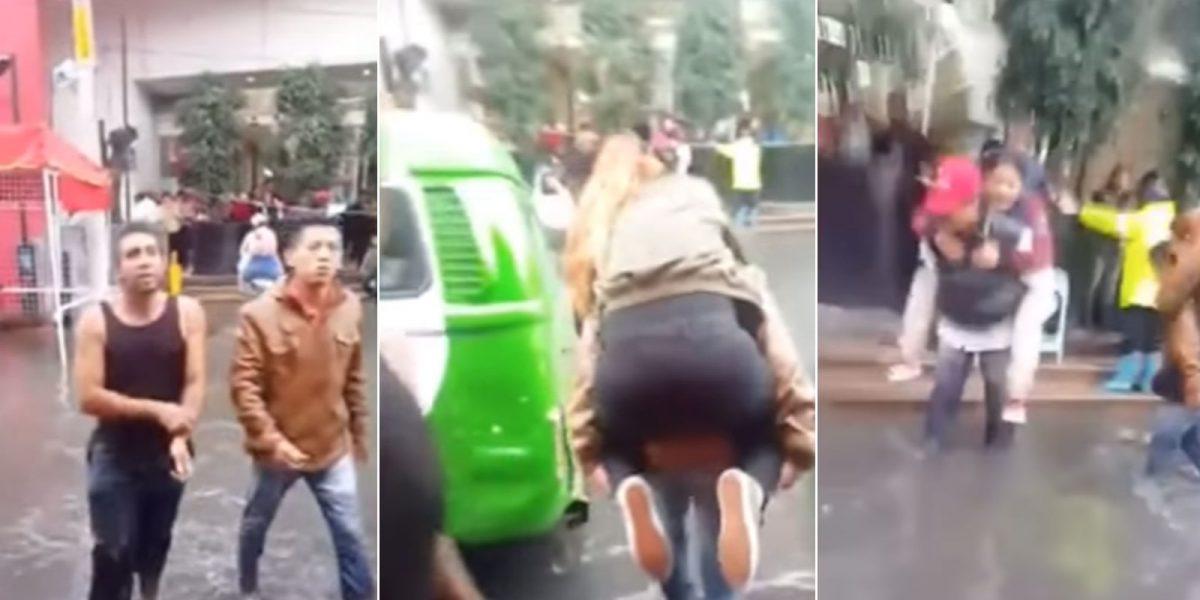 #Viral: Jóvenes mexicanos te cruzan el charco por solo cinco pesitos