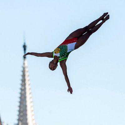 #Histórico: Méxicana consigue medalla en clavados de altura en el Mundial de Natación