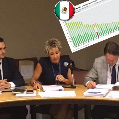 #Transparencia: Ubican a México como líder global en Datos Abiertos