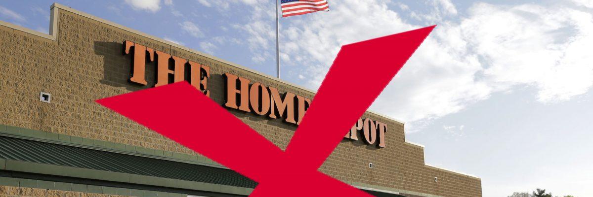 #Derrumbados: Los latinos siguen repudiando a Home Depot por culpa de Trump