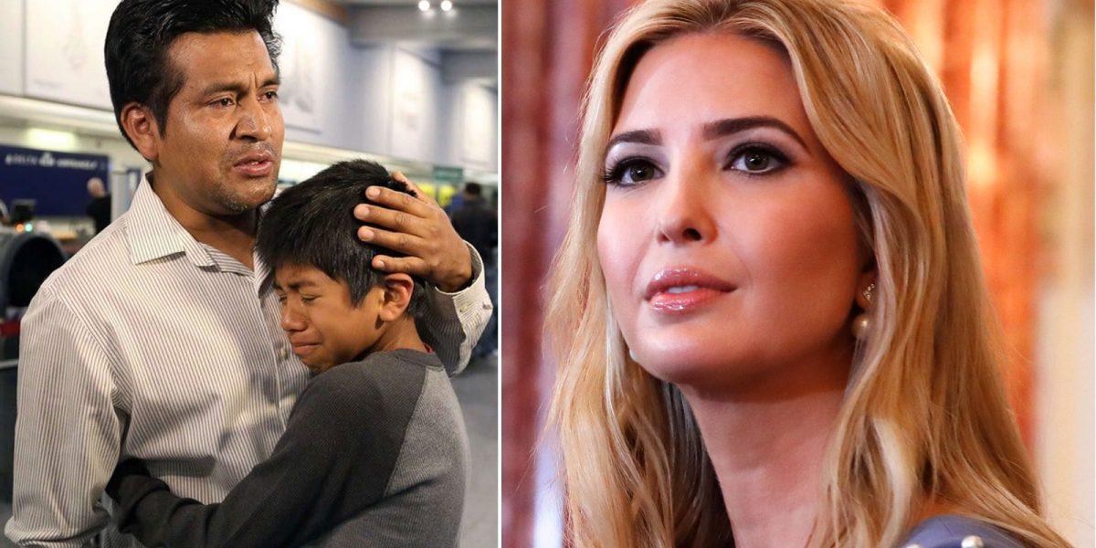 #DíseloATuDaddy: Ivanka Trump ve en los estudiantes latinos el futuro del país