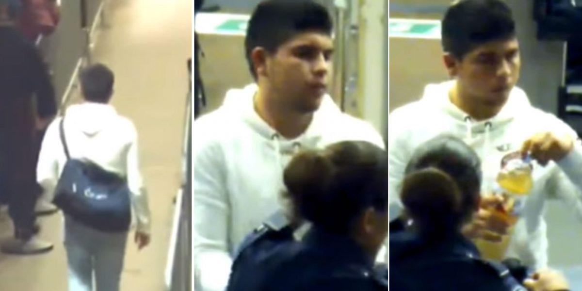 #Terrible: Muestran cómo agentes de la Patrulla Fronteriza hicieron beber a un chico la metanfetamina líquida que lo mató