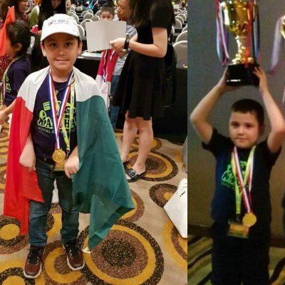 #PequeñosGenios: Arrasan niños mexicanos en el Mundial de Matemáticas Malasia 2017