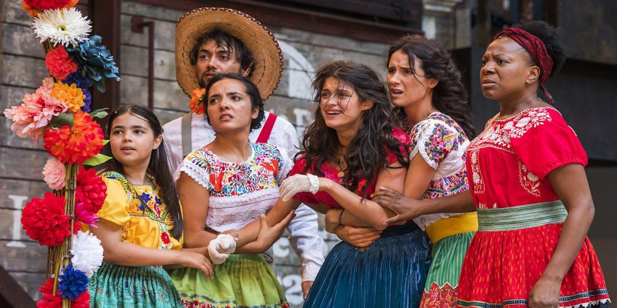 The Globe se inspira en México