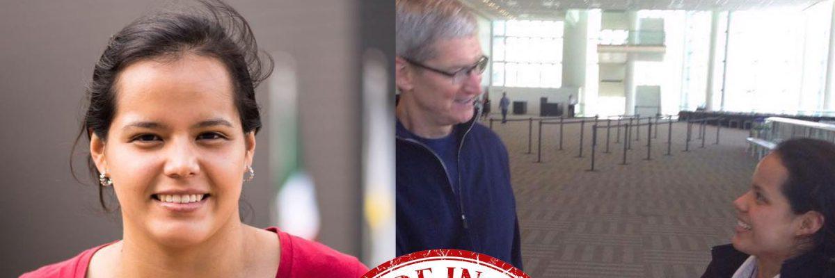 #iMex: Apple pone sus esperanzas en una joven prodigio mexicana