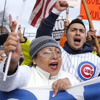 #Tómala: Chicago le mete una demandota a Trump por sus agresiones antiinmigrantes