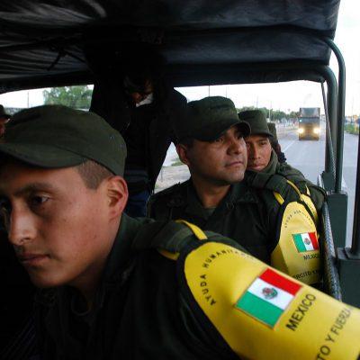 #Harvey: EE. UU. agradece la ayuda de México, pero sigue sin aceptarla por completo