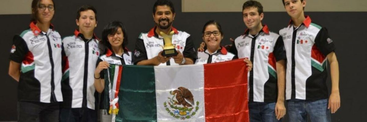 #MexaTronics: Arrasan mexicanos en la Robocup Nagoya 2017 y logran el bicampeonato