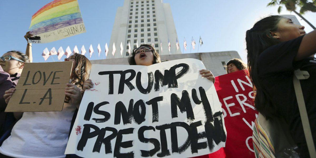 #PUM: Los Ángeles demandará a Trump por hostigamiento a ciudades santuario