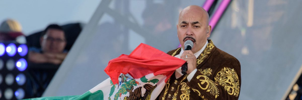 #Peleonero: Lupillo Rivera enfrenta demanda por golpear a estadounidense que ofendió a los mexicanos