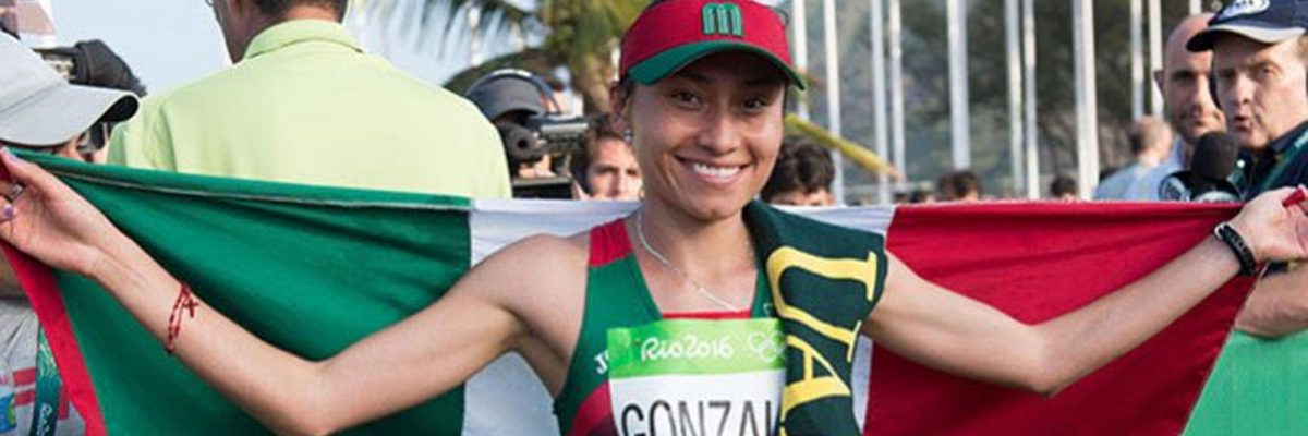 #Heroica: México recibió a Lupita González como se merece, como una leyenda