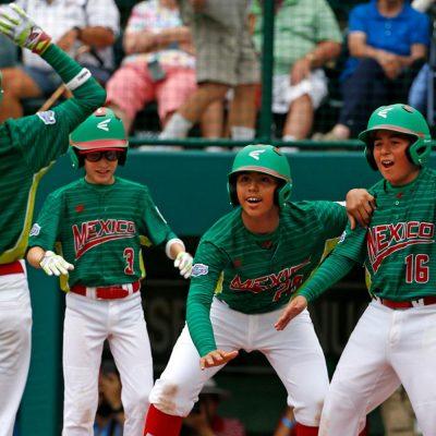 #Gigantes: México despacha a Canadá y va a la gran final de Ligas Pequeñas