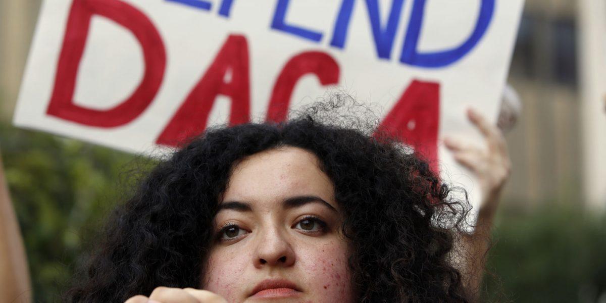 """#NoEstánSolos: Los """"Dreamers"""" tienen el respaldo de la mayoría en el país"""