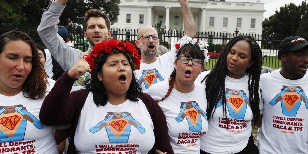 #Ideota: Por qué terminar con DACA es la peor estupidez de Trump