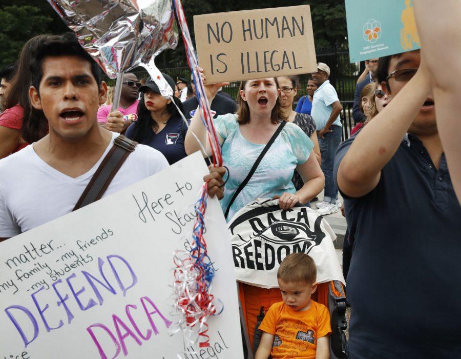 #DACA: Estallan protestas por traición de Trump a los Dreamers