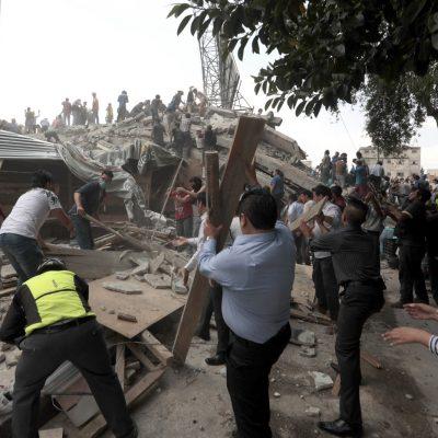 Cómo ayudar a las víctimas del temblor en México desde EE. UU.