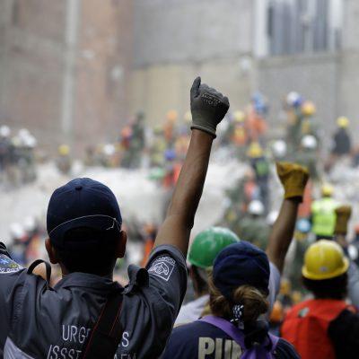 #Sacudidos: Los mexicanos ponen a