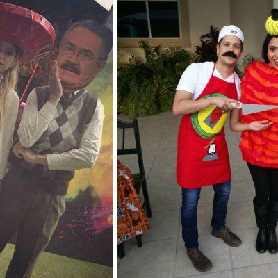 Disfraces de Halloween bien mexicanos