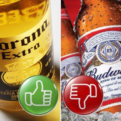 #Salud: Venta de cervezas mexicanas va a la alza y estadounidenses a la baja