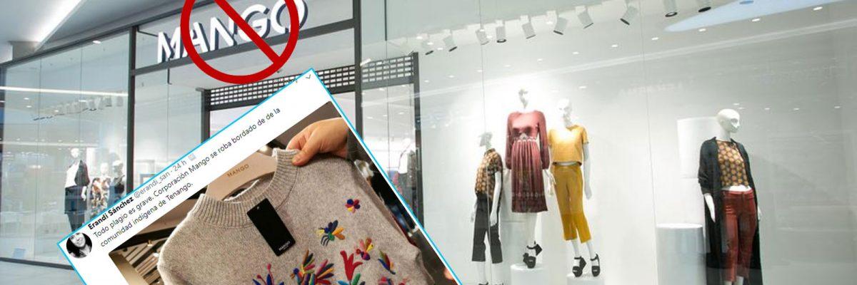 #NoSePasen: Acusan a Mango de plagiar los diseños de indígenas mexicanos