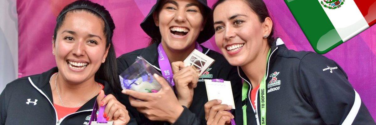 #Histórico: Ganan mexicanas la medalla de plata en el Mundial de Tiro con Arco