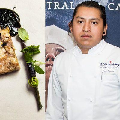#Manjar: Chef de origen mazahua gana certamen internacional con su barbacoa