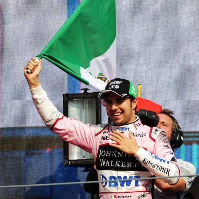"""""""Checo"""" Pérez repite como el mejor de los pilotos que no tienen un superauto"""