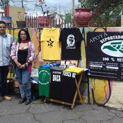 Deportados brand hacen camisetas fregonas para ayudar a otros inmigrantes