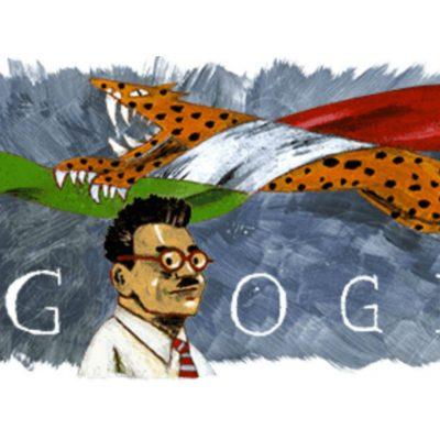 Doodle José Clemente Orozco