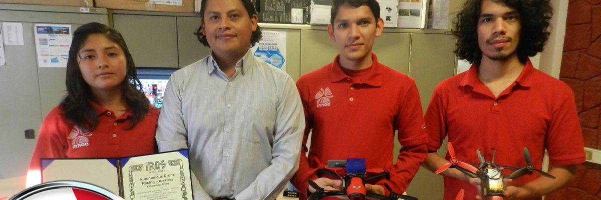 #MexaTronics: Ganan mexicanos carrera mundial de drones en Vancouver
