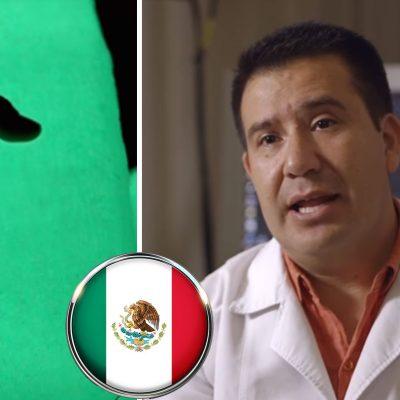 #Brillante: Científico mexicano crea cemento luminoso que maravilla al mundo