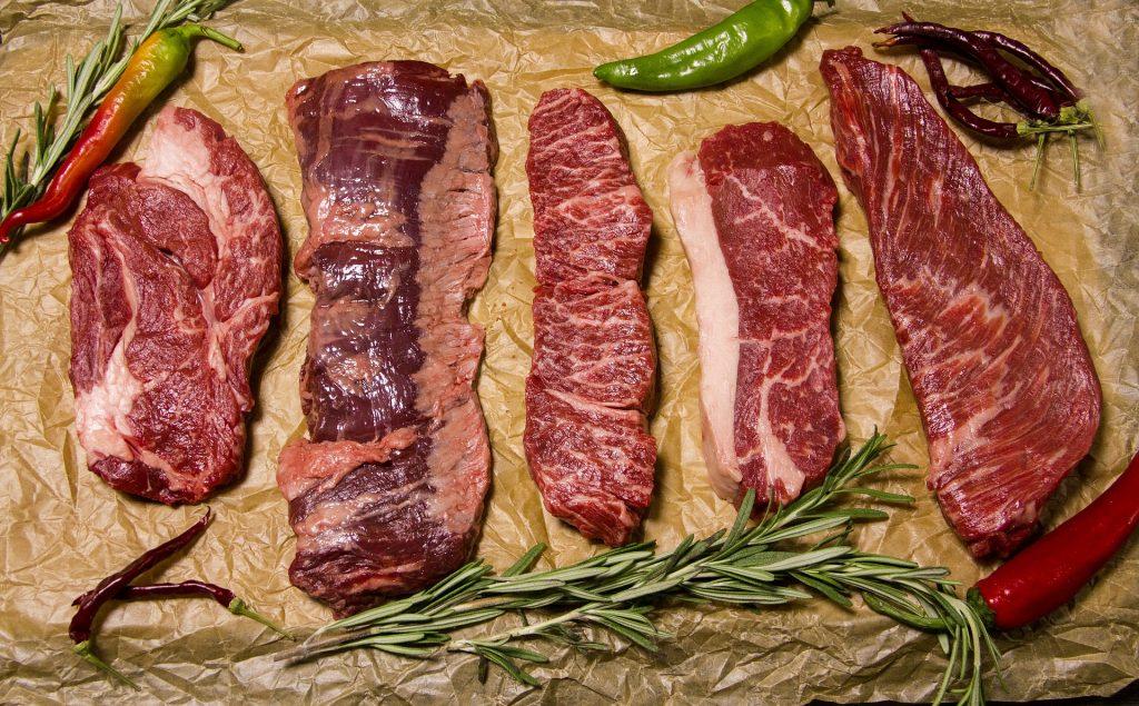 Carne - productos mexicanos