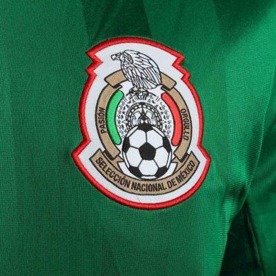 #Preciosa: Así es la camiseta que usará la selección mexicana en Rusia 2018