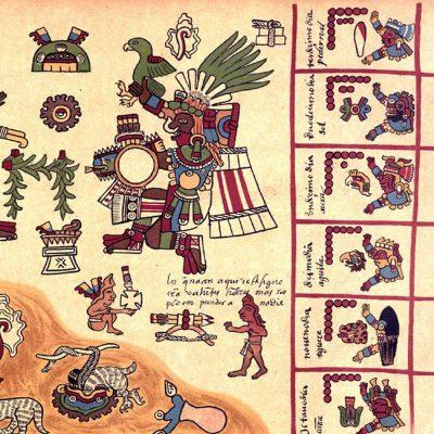#Amoxcalli: Crean un diccionario digital para entender los códices de nuestros antepasados