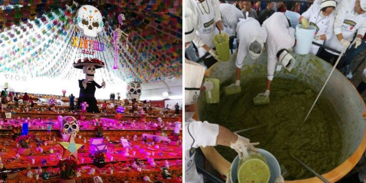 Récords mexicanos de 2017