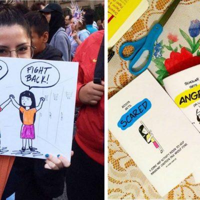 Cómic para niños inmigrantes - Victoria Álvarez