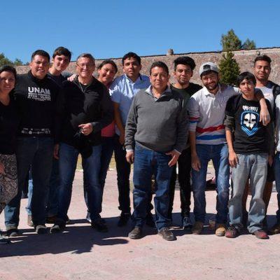 #AstroMex: Científicos mexicanos de la UNAM mandarán robots inteligentes a la Luna