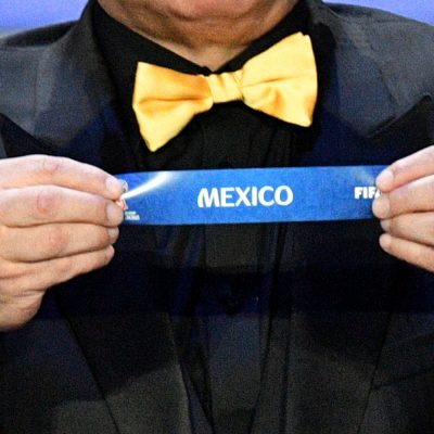 "#AhJijo: A México le tocó un ""Grupo de la Muerte"" en el Mundial"