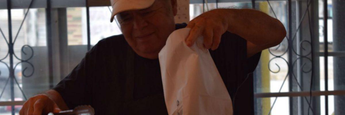 Panadero mexicano