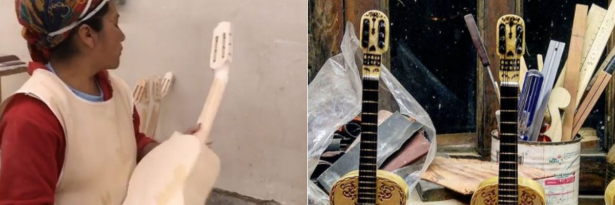 Guitarras estilo