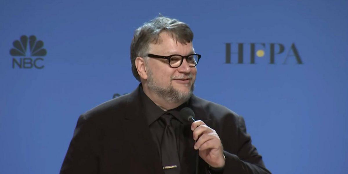 Guillermo del Toro tras ganar en los Golden Globes