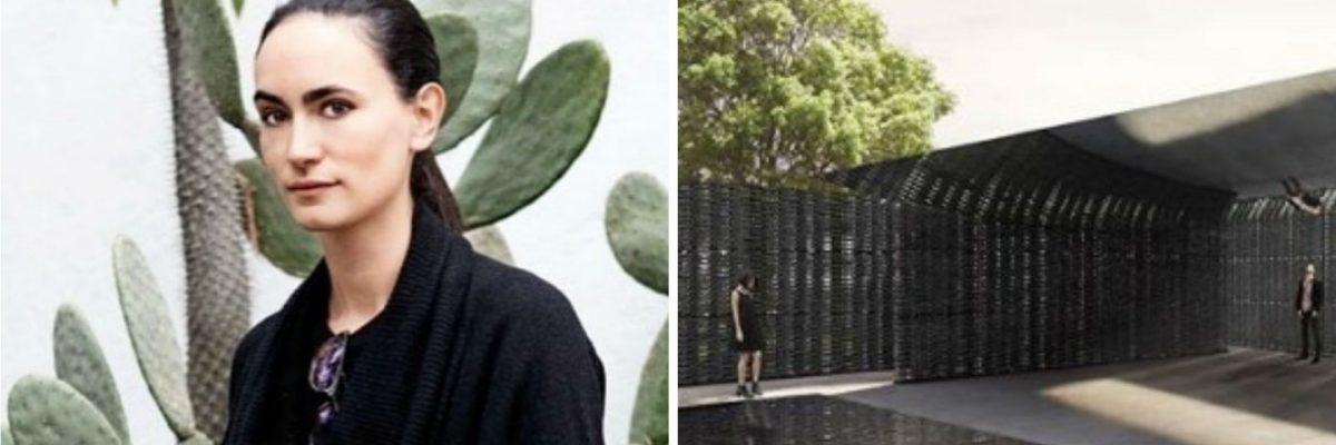 Frida Escobedo, arquitecta mexicana