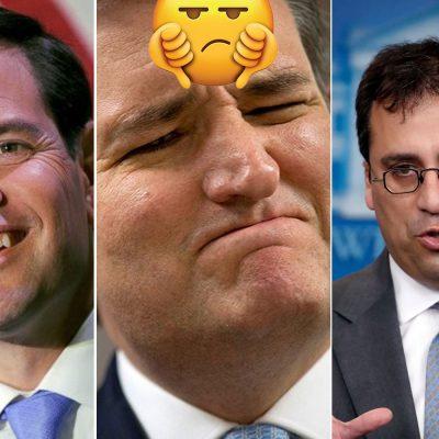 #HijosDeLaTiznada: 3 políticos hijos de inmigrantes que son antiinmigrantes