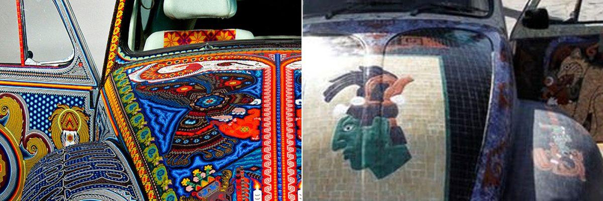Vocho maya vs Vocho huichol