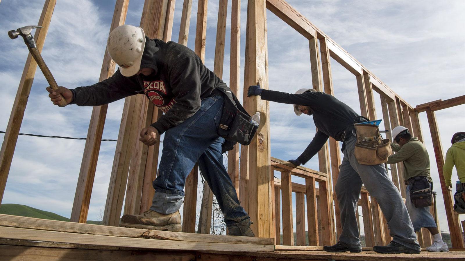 trabajadores en Houston