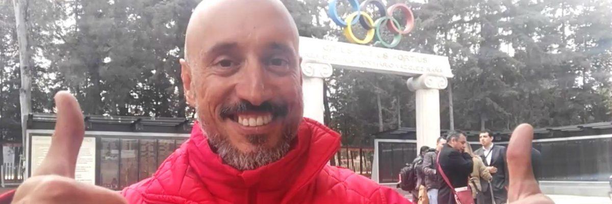 Germán Madrazo - Esquiador mexicano