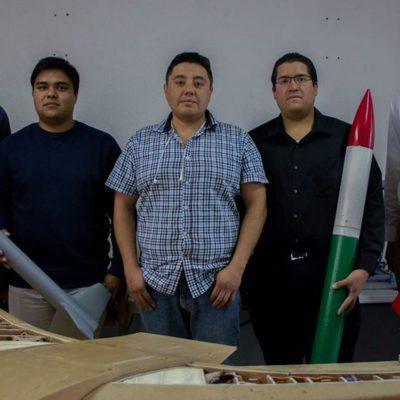 Cohete con tecnología mexicana